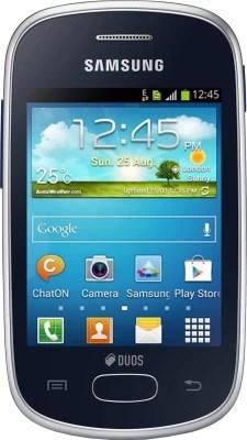 Samsung Galaxy Star (Noble Black, 4 GB)(512 MB RAM)