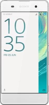 Sony Xperia XA Dual (White, 16 GB)(2 GB RAM)