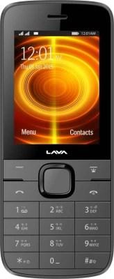 Lava KKT Connect Plus(Black & Grey)