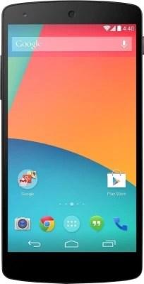 Nexus 5 (Black, 32 GB)(2 GB RAM)