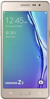 Samsung Tizen Z3 (Gold, 8 GB)(1 GB RAM)