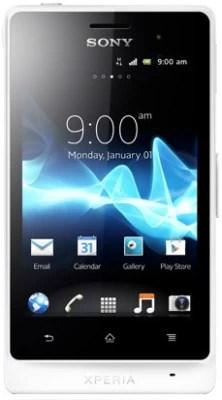 Sony Xperia Go (White, 8 GB)(512 MB RAM)