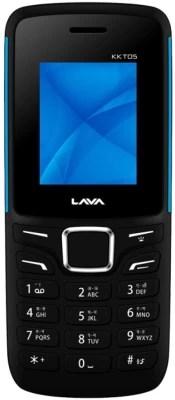 Lava KKT05(Black, Red)