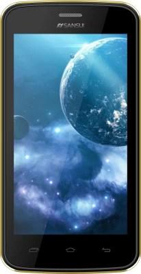 Sansui E51 (Black & Gold, 8 GB)(512 MB RAM)