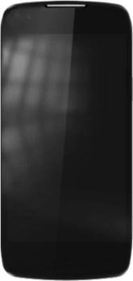 Xolo Q510S (Black, 8 GB)(1 GB RAM)