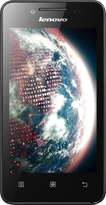Lenovo A319 (Black, 4 GB)(512 MB RAM)