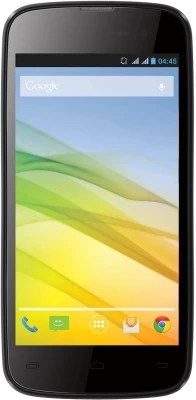 Lava Iris 450 ColorPlus (Black and Blue, 8 GB)(1 GB RAM)