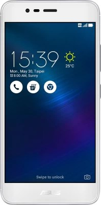 Asus Zenfone 3_Max (Silver, 32 GB)(3 GB RAM)
