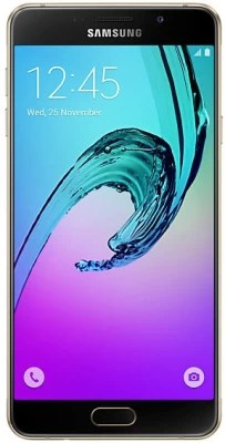 Samsung Galaxy A7 2016 Edition (Gold, 16 GB)(3 GB RAM)