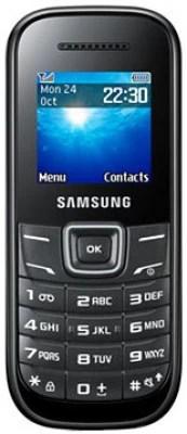 Samsung Guru E1200/Guru 1200(Black)