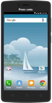 Panasonic P75 (Sand Black, 8 GB)(1 GB RAM)