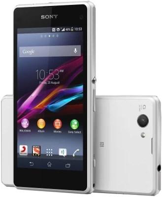 Sony Xperia Z1 Compact (White, 16 GB)(2 GB RAM)