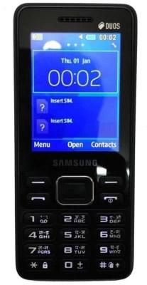 Samsung SAMSUNG Metro 350 Dual Sim(Blue Black)