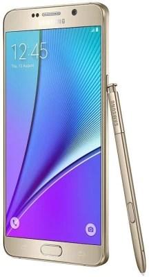 Samsung Galaxy Note 5 Dual (Gold Platinum, 32 GB)(4 GB RAM)