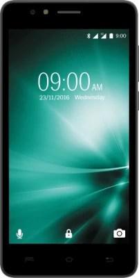 Lava A73 (Dark Grey, 8 GB)(1 GB RAM)