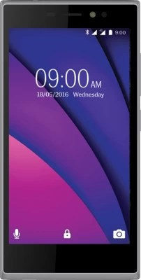 Lava X38 (Dark Grey, 8 GB)(1 GB RAM)