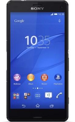 Sony Xperia Z3 Compact (Black, 16 GB)(2 GB RAM)