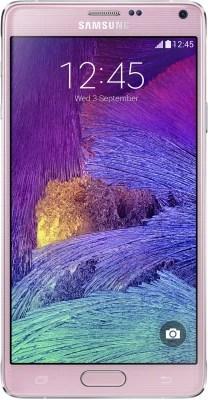 Samsung Galaxy Note 4 (Blossom Pink, 32 GB)(3 GB RAM)