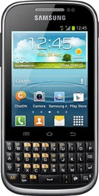 Samsung Galaxy Chat (Black, 4 GB)(512 MB RAM)