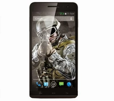 Xolo Play 8X-1100 (Black, 16 GB)(2 GB RAM)