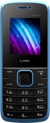 Lava ARC Lite+ FM(Black & Blue)