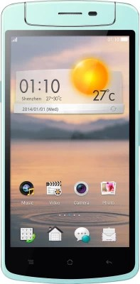 OPPO N5111 (Cool Mint, 16 GB)(2 GB RAM)