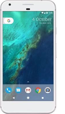 Google Pixel XL (Very Silver, 128 GB)(4 GB RAM)