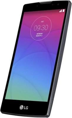 LG Spirit (Black Titan, 8 GB)(1 GB RAM)