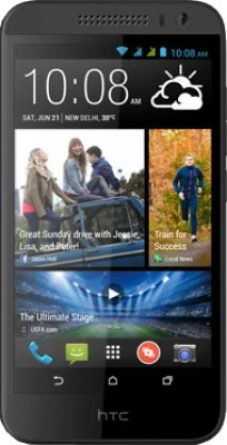 HTC Desire 616 Dual Sim (Dark Gray, 4 GB)(1 GB RAM)