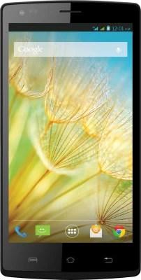 Lava Iris Alfa (Black, 8 GB)(1 GB RAM)