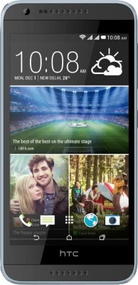 HTC Desire 620G Dual Sim (Milky-way Grey, 8 GB)(1 GB RAM)