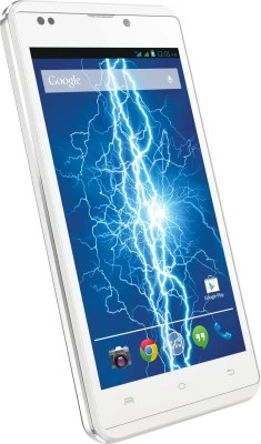 Lava Iris Fuel 20 (White, 4 GB)(512 MB RAM)