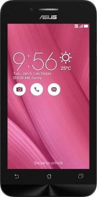Asus Zenfone Go 4.5 (Pink, 8 GB)(1 GB RAM)