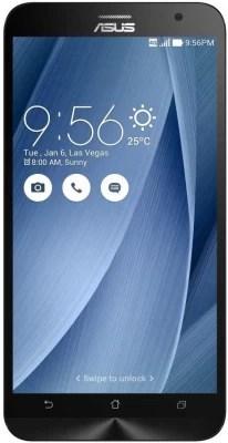 Asus Zenfone 2 ZE551ML (Silver, 16 GB)(2 GB RAM)