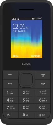 Lava Arc 105(Black)