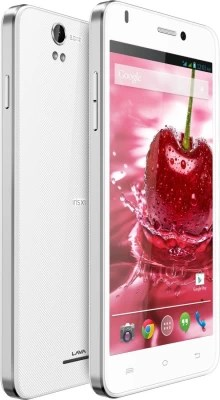 Lava Iris X1 Grand (White & Silver, 8 GB)(1 GB RAM)