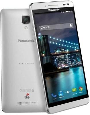 Panasonic Eluga I2 4g (Silver, 8 GB)(1 GB RAM)