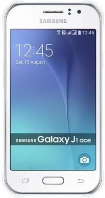 Samsung Galaxy J1 Ace (White, 4 GB)(512 MB RAM)