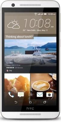 HTC One E9S (White Luxury, 16 GB)(2 GB RAM)