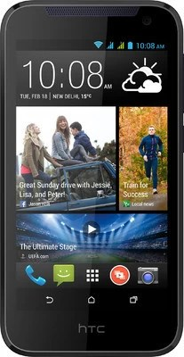 HTC Desire 310 Dual Sim (Matte Blue, 4 GB)(1 GB RAM)