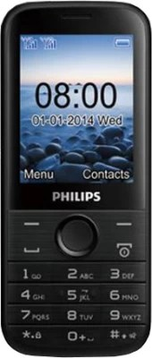 Philips E160(Black)