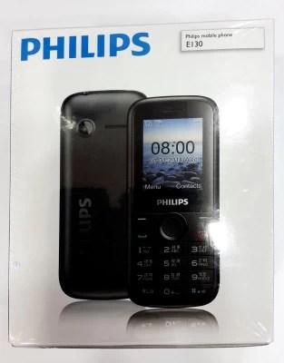 Philips 130(Black)