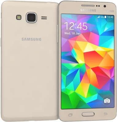 Samsung Grand Prime 4G (Gold, 8 GB)(1 GB RAM)
