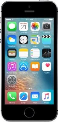 Apple iPhone SE (Space Grey, 16 GB)