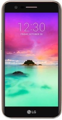 LG K10 2017 (Gold & Black, 16 GB)(2 GB RAM)