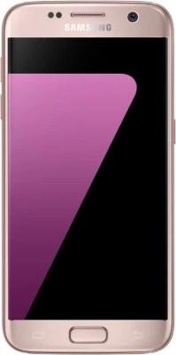 Samsung Galaxy S7 Edge (Pink Gold, 32 GB)(4 GB RAM)