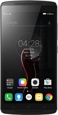 Lenovo K4 Note (Black/Tuxedo Black, 16 GB)(3 GB RAM)