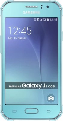 Samsung Galaxy J1 Ace (Blue, 4 GB)(512 MB RAM)