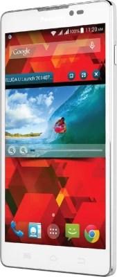 Panasonic P55 (Pearl White, 4 GB)(1 GB RAM)