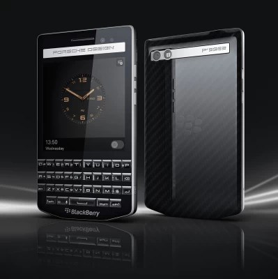Blackberry Porsche Design P'9983 (Black, 64 GB)(2 GB RAM)